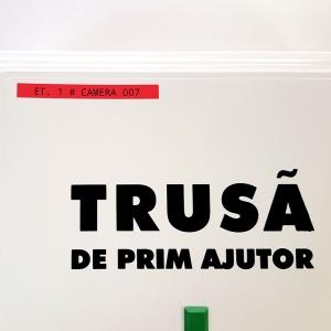 Etichete autocolante, DYMO LabelManager D1, 9mm x 7m, negru/rosu, 40917, S07207203
