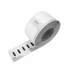 DYMO LabelWriter Return Multi-purpose labels, removable, 25mmx13mm, paper white, 11353 S07225301