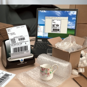 DYMO LabelWriter 4XL, thermal label printer S0904950 9049502