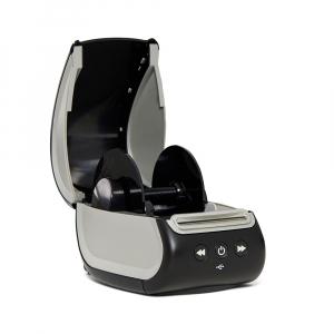 Imprimanta termica etichete DYMO LabelWriter 550, senzor recunoastere eticheta, aparat de etichetat, priza UK 21127275