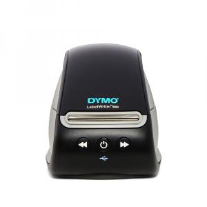 Imprimanta termica etichete DYMO LabelWriter 550, senzor recunoastere eticheta, aparat de etichetat, priza UK 21127270