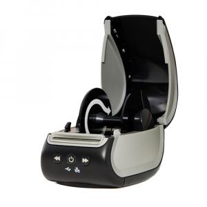 Imprimanta termica etichete DYMO LabelWriter 550 Turbo, senzor recunoastere eticheta, aparat de etichetat, viteza printare 71 etich/min, priza UK 21127276