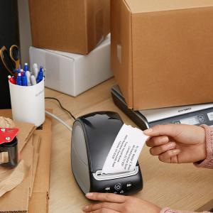 Imprimanta termica etichete DYMO LabelWriter 550 Turbo, senzor recunoastere eticheta, aparat de etichetat, viteza printare 71 etich/min, priza UK 21127271