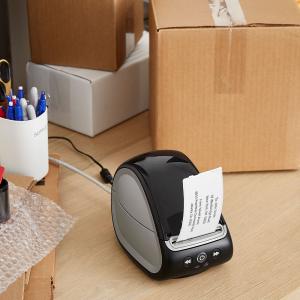 Imprimanta termica etichete DYMO LabelWriter 550 Turbo, senzor recunoastere eticheta, aparat de etichetat, viteza printare 71 etich/min, priza EU 21127235