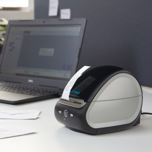 Imprimanta termica etichete DYMO LabelWriter 550 Turbo, senzor recunoastere eticheta, aparat de etichetat, viteza printare 71 etich/min, priza EU 21127232