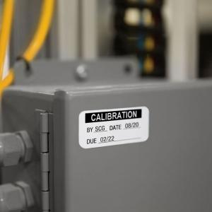 Etichete termice industriale, DYMO LabelWriter Durable, multifunctionale medii, 57mmx32mm, polipropilena alba, 1 rola/cutie, 800 etichete/rola, 1933084.2