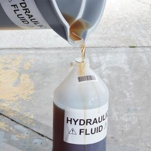 Etichete termice industriale, DYMO LabelWriter Durable, multifunctionale patrate, 25mmx25mm, polipropilena alba, 1 rola/cutie, 1700 etichete/rola, 19330833