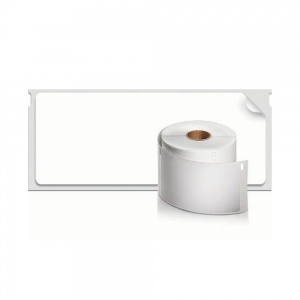 Etichete termice, DYMO LabelWriter, adrese mari, permanente, 89mmx36mm, hartie alba, 260 etichete/rola, 1983172 99012 S07224001