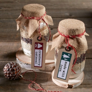 Etichete termice, DYMO LabelWriter, Lumberjack Holiday, permanente, 28mmx89mm, hartie alba, 1 rola/cutie, 130 etichete/rola, 19601013