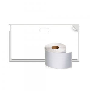 Etichete termice, DYMO LabelWriter, repozitionabile, 89mmx41mm, hartie alba, 11356 S07225602