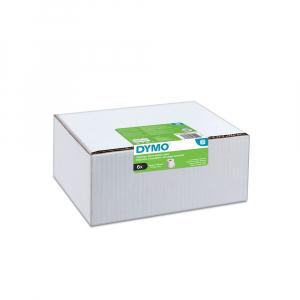 Etichete termice, DYMO LabelWriter, adrese voiaj, permanente, 54mmx101mm, hartie alba, 6 role/cutie, 220 etichete/rola, 99014 S0722430 20155406