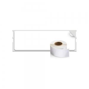 Etichete termice, DYMO LabelWriter, dosare suspendate, permanente, 12mmx50mm, hartie alba, 1 rola/cutie, 220 etichete/rola, 99017 S07224601