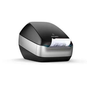 Imprimanta termica DYMO LabelWriter 460 Wireless, aparat de etichetat negru 2000931 20009320