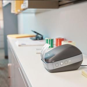 Imprimanta termica DYMO LabelWriter 460 Wireless, aparat de etichetat negru 2000931 20009329