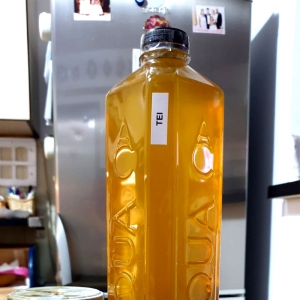 Etichete plastic autocolante DYMO LetraTag, 12mmx4m, albe, S0721560, DY912014