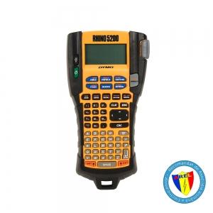 Industrial Label Maker Dymo Rhino 5200, ABC, 19mm, S0841400 S08414600