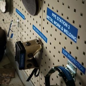 Aparat de etichetat industrial DYMO XTL 500 Kit cu servieta, conectare PC, QWERTY, DY1873489, 187348911