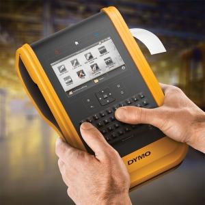 Aparat de etichetat industrial DYMO XTL 500 Kit cu servieta, conectare PC, QWERTY, DY1873489, 18734898