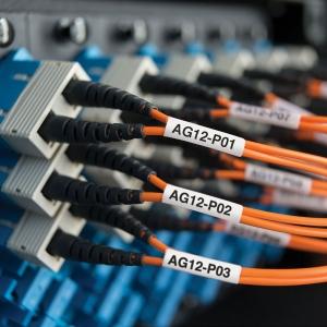 Aparat de etichetat industrial DYMO XTL 500 Kit cu servieta, conectare PC, QWERTY, DY1873489, 187348916