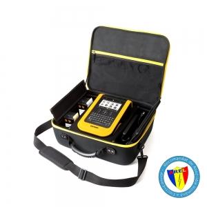 Aparat de etichetat industrial DYMO XTL 500 Kit cu servieta, conectare PC, QWERTY, DY1873489, 18734891