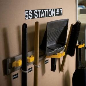 Aparat de etichetat industrial DYMO XTL 500 Kit cu servieta, conectare PC, QWERTY, DY1873489, 187348910