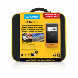 Aparat de etichetat industrial DYMO XTL 500 Kit cu servieta, conectare PC, QWERTY, DY1873489, 187348920