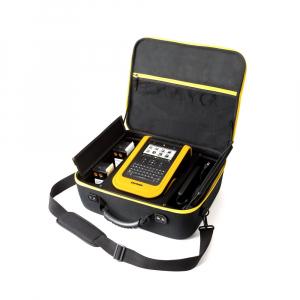 Aparat de etichetat industrial DYMO XTL 500 Kit cu servieta, conectare PC, QWERTY, DY1873489, 18734890