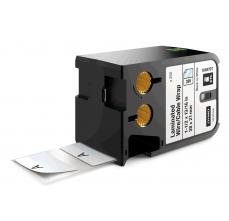 Etichete industriale autoadezive DYMO XTL, vinil autolaminant, 38mm x 21mm, 18687070