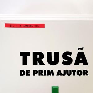 Etichete compatibile DYMO LabelManager 9mm x 7m, negru/rosu 40917 DY409171