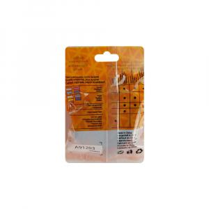 Etichete compatibile DYMO LetraTag 12mmx4m, plastic, rosu, 91203 DY912034