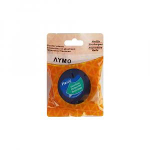 Etichete compatibile DYMO LetraTag 12mmx4m, plastic, verde, 91204 DY912044