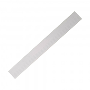 Etichete termice autocolante compatibile, Brother DK-22210, hartie alba, modul continuu, 29mmx30.48m, suport din plastic inclus. 2 role / set2