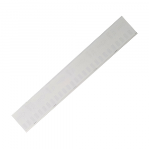 Etichete termice autocolante compatibile, Brother DK-22225, hartie alba, modul continuu, 38mmx30.48m, suport din plastic inclus DK22225, 4 role/set2