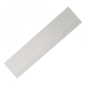 Etichete termice autocolante compatibile, Brother DK-44205, hartie alba, modul continuu, repozitionabile, 62mmx30.48m, suport din plastic inclus DK44205-C2