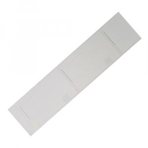 Etichete termice autocolante de transport compatibile, Brother DK-11202, hartie alba, permanente, 62mmx100mm, 300 etichete/rola, suport din plastic inclus DK11202-C2