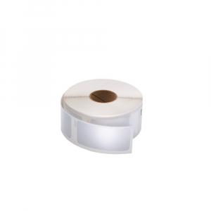Etichete termice compatibile adrese mari, permanente, 89mmx36mm, hartie alba, 260 etichete/rola, 99012 S07224000
