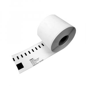 Etichete termice, DYMO LabelWriter, adrese voiaj, permanente, 54mmx101mm, hartie alba, 1 rola/cutie, 220 etichete/rola, 99014 S0722430 20155400