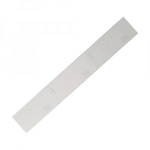 Etichete termice patrate compatibile Brother DK-11221, 23mm x 23mm, hartie alba, adeziv permanent, 1000 etichete/rola, suport din plastic inclus DK112212