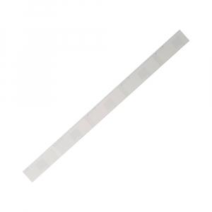 Etichete termice universale compatibile Brother DK-11204, 17mm x 54mm, hartie alba, adeziv permanent, 400 etichete/rola, suport din plastic inclus DK112023