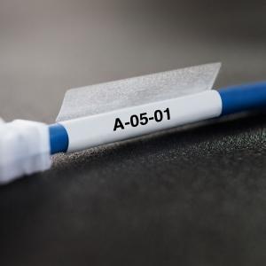 Aparat etichetat industrial Dymo Rhino 4200 kit cu servieta, QWERTY, S01852996, 18529969