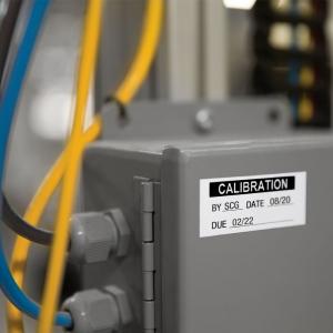 Aparat etichetat industrial Dymo Rhino 4200 kit cu servieta, QWERTY, S01852996, 18529968