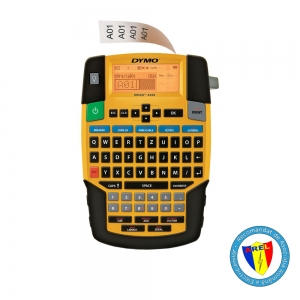 Aparat etichetat industrial Dymo Rhino 4200, QWERTZ, S0955970, 9559700