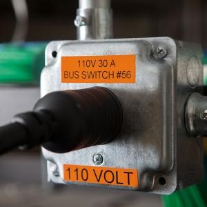 Aparat etichetat industrial Dymo Rhino 5200, ABC, 19mm, S0841400 S08414601