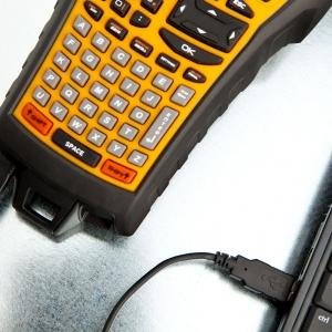 Aparat etichetat industrial Dymo Rhino 6000, 24 mm, conectare PC, S07738005