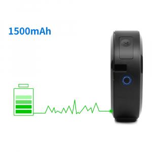 Etichetator/masina de etichete Sanco P1000 conectare Bluetooth sau USB, negru, acumulator Li-Ion 1500 mAh, compatibil Brother, transfer termic, viteza printare peste 20 mm/s, rezolutie 180 dpi1