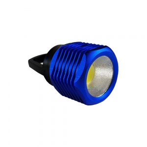 LED flashlight COB C203, 2 x CR2032 included2