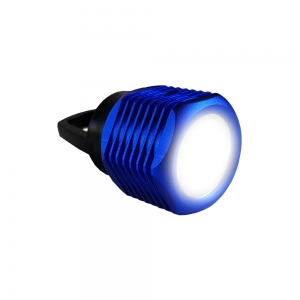 LED flashlight COB C203, 2 x CR2032 included0