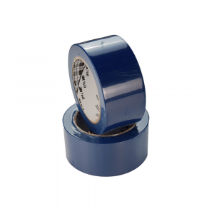 Banda marcare/protectie 3M 764i vinil albastru, 50mm x 33m, marcare terenuri sport indoor, 700062998073