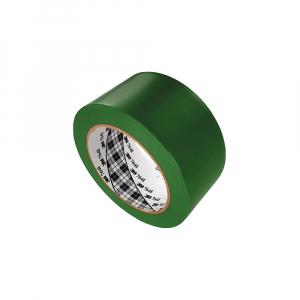 Banda marcare/protectie 3M 764i vinil verde, 50mm x 33m, marcare terenuri sport indoor, 700062997810
