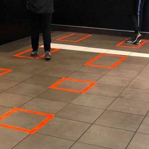 Banda marcare/protectie 3M 764i vinil orange, 50mm x 33m, marcare terenuri sport indoor, 700062998231